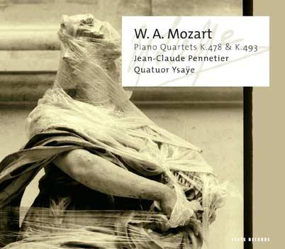 Quatuors avec piano K.478 & K.493